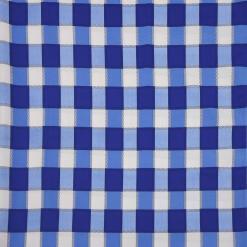 Tovaglia Check blu