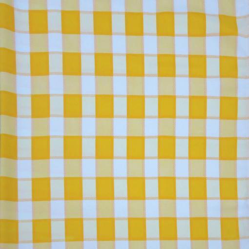 Tovaglia Check giallo
