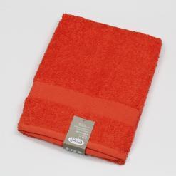 Set Asciugamano e Ospite 560 grammi Arancio