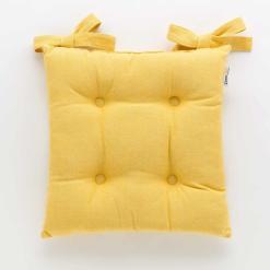 cuscino-per-sedia-natural giallo