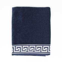 Telo Mare MB Greca Blu