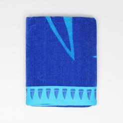 Telo Mare Mastro Bianco Sailing Azzurro