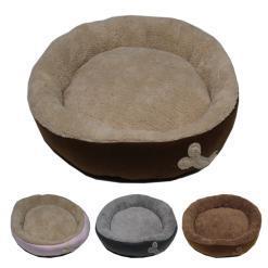 Cuscino Tondo Cuccia per Animali Diam. 60 cm